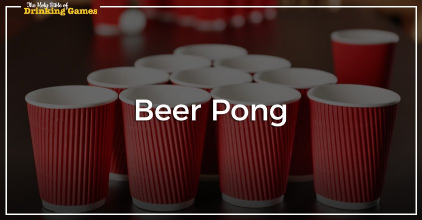 an overview of the rules of beer pong Bitch cup/freshman cup beer pong rule chuggie's house rules - rule #12 overview: the 7 best bitch cup variations beer pong tips and strategies best beer pong table, cups, and balls bitch cup vs freshman cup.