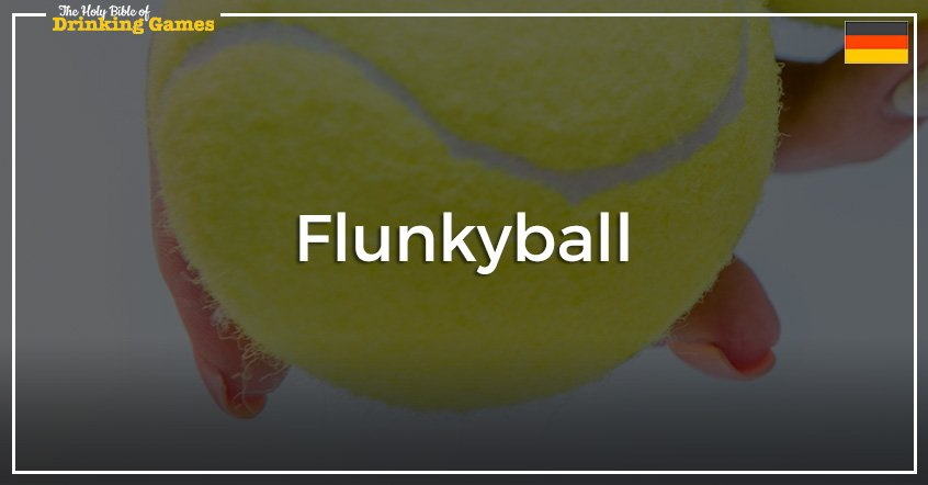 Flunkyball Drinking Game